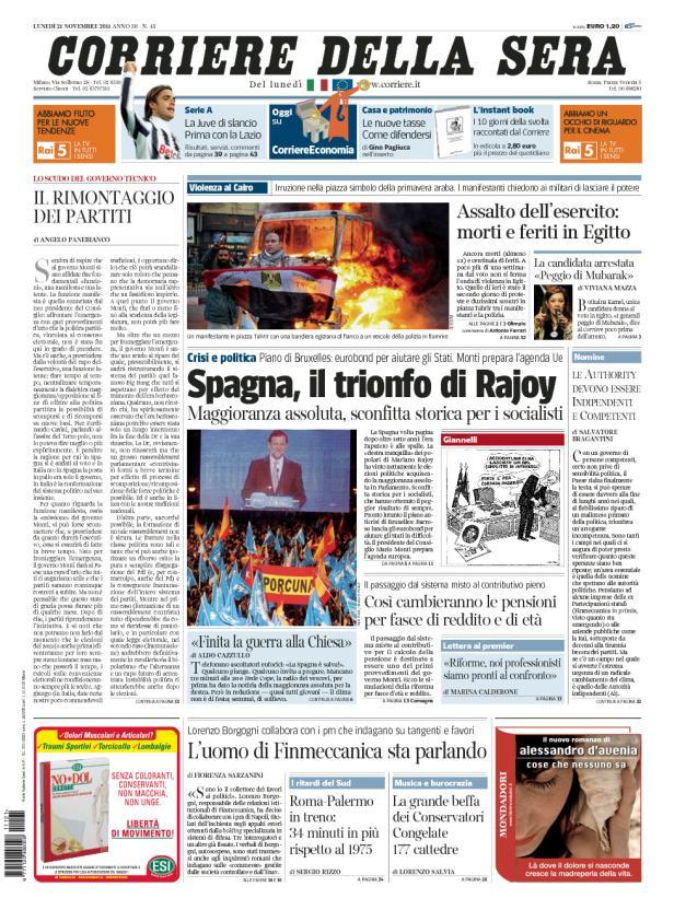 Prima-pagina-Corriere-22_11_11