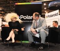 Gaga Polaroid