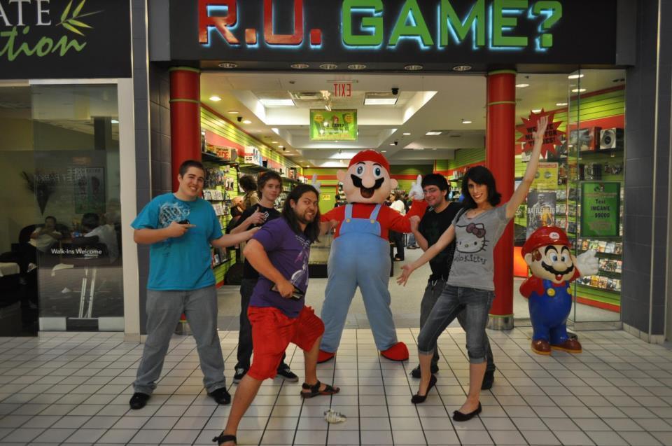 R-U-Game