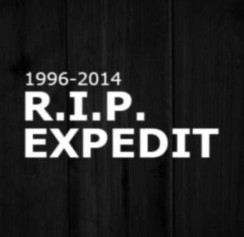 R.I.P. Expedit