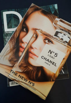 Chanel No.5 - MY PR