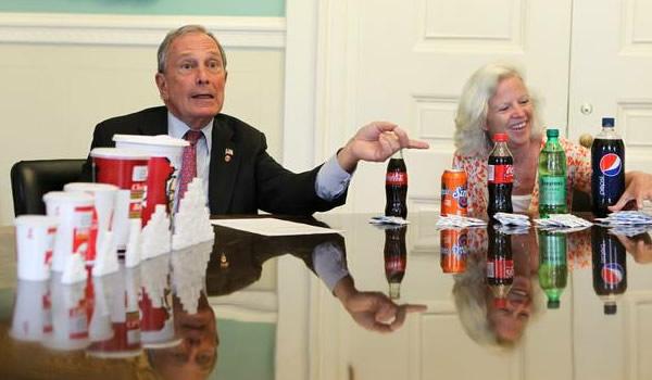 varie PR contro Bloomberg