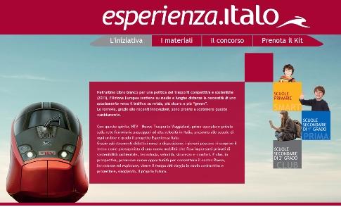 varie_Esperienza Italo